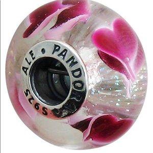 PANDORA WILD HEARTS CHARM, 791649